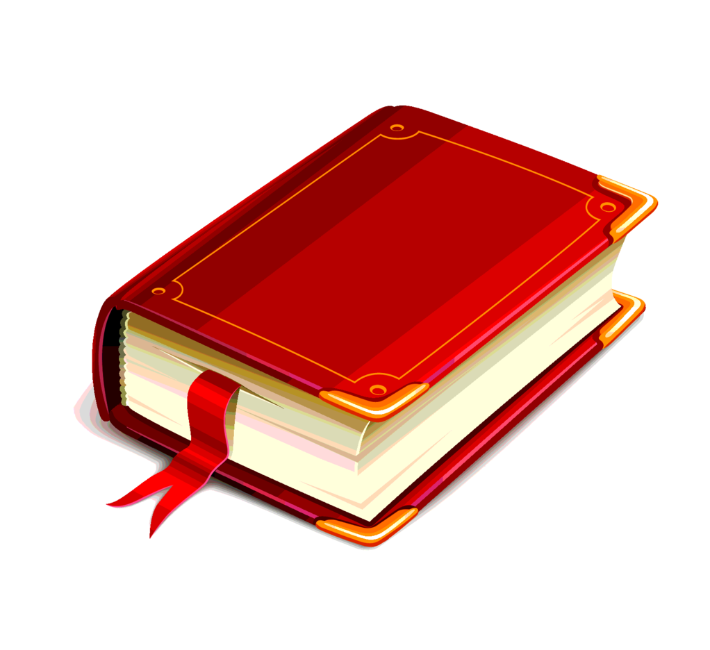 Red Vector Book