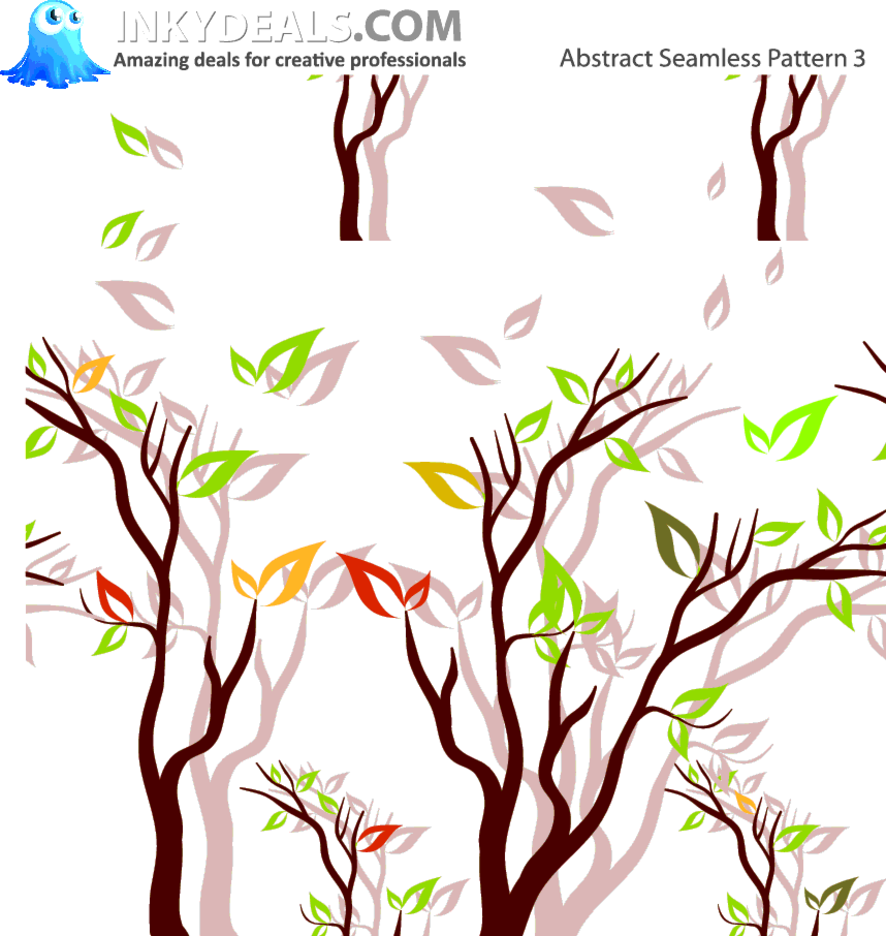 Abstract Vector Pattern 3