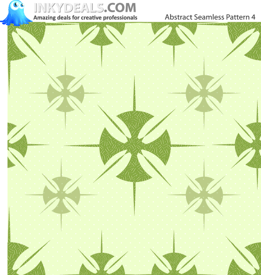 Abstract Vector Pattern 4