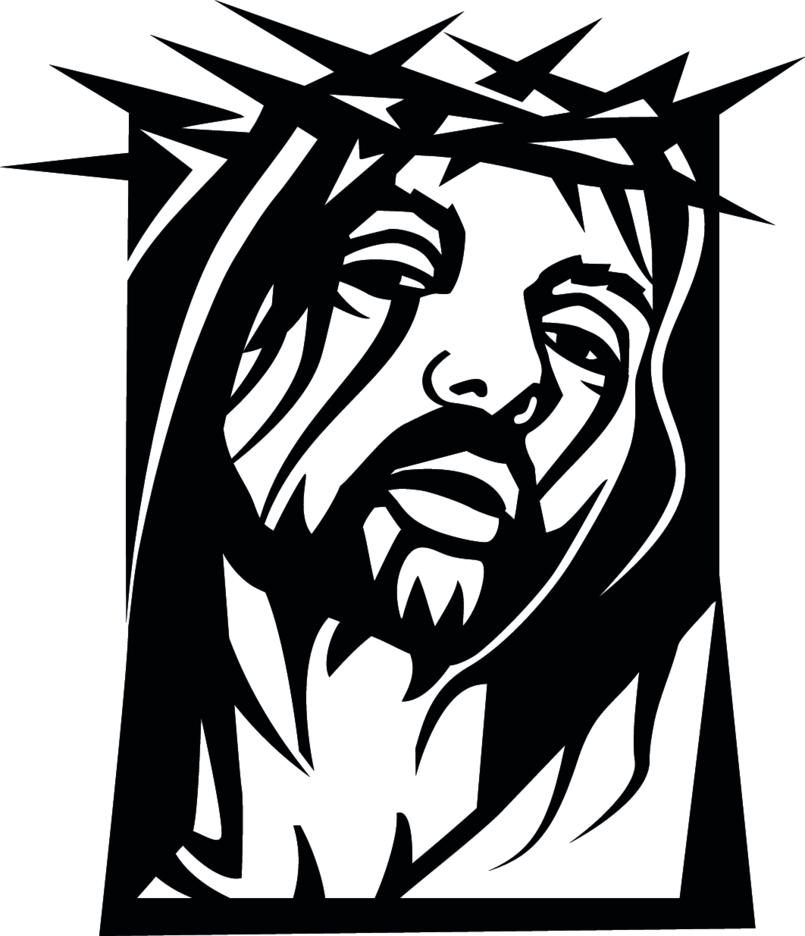 Jesus Christ Vector Art VP