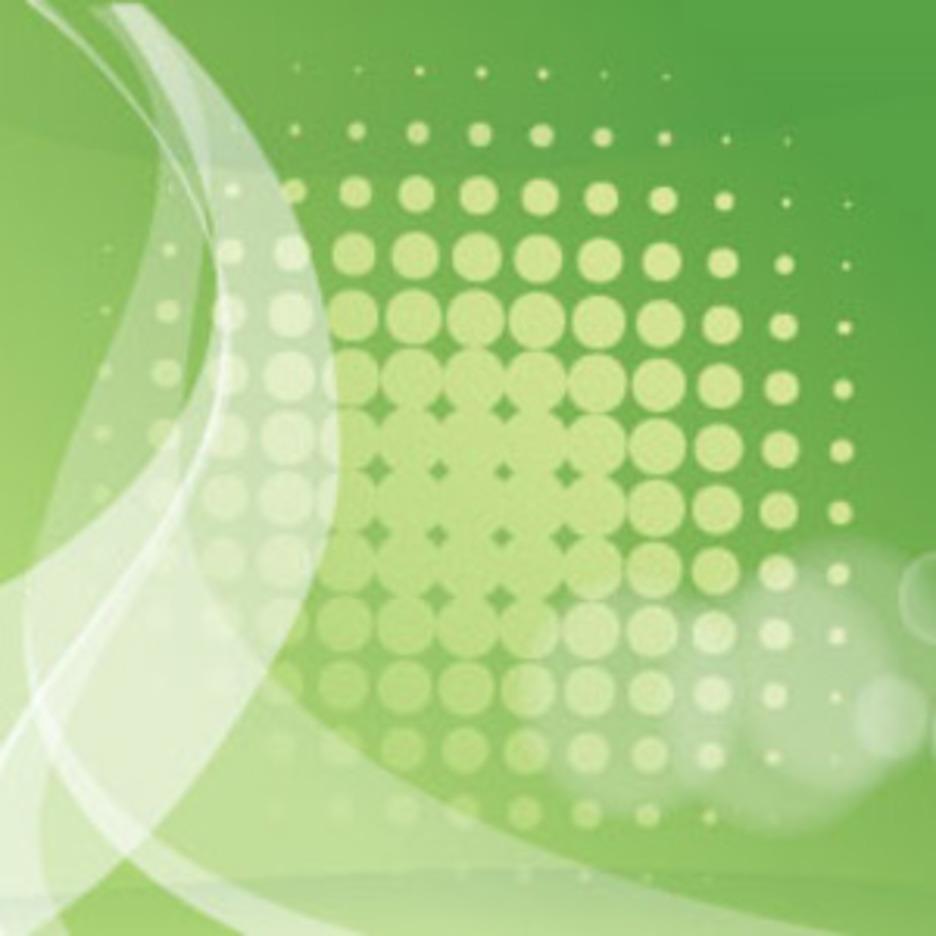 E Green Vector Free Design Art
