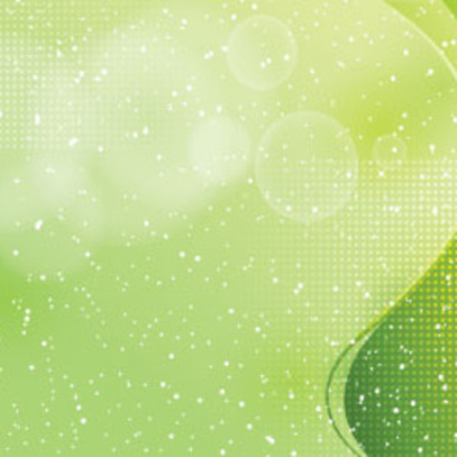 Transprant Dotting Art In Green Abstract Vector