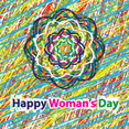 Happy Woman's Day Card