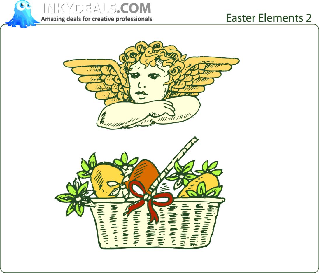 Easter Elements 2