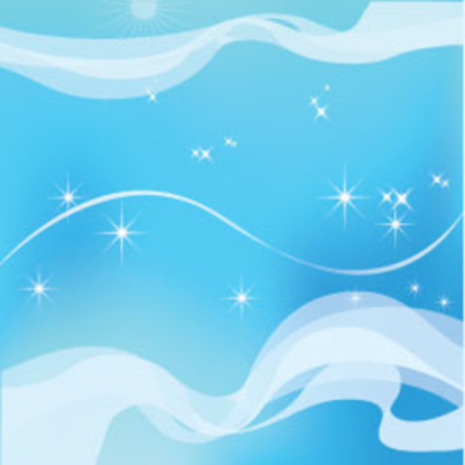 Blue Sky Free Abstract Vector