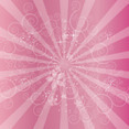 Swirls In Pink Abstract Art Free Vector Graphic