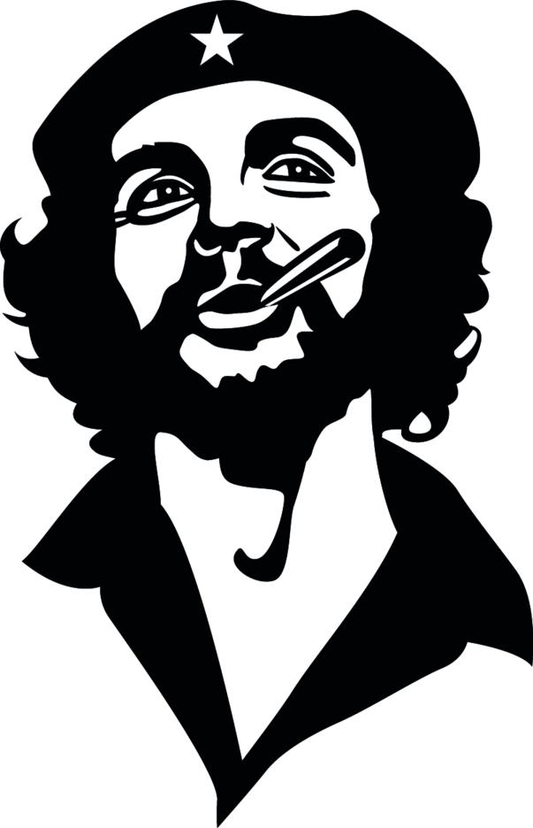 Che Guevara Vector Art