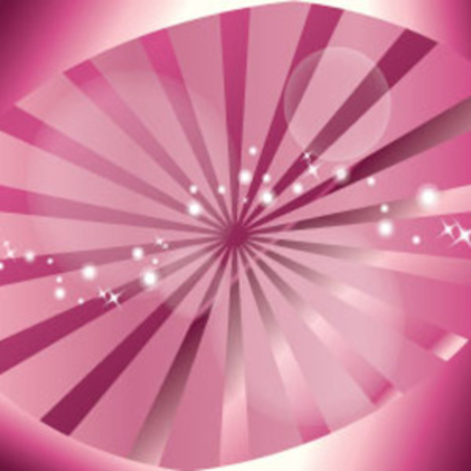 Black Pink Art With Abstract Design Free Vector