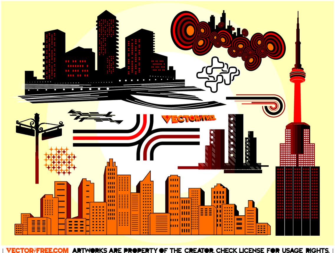 Skyline Vectors