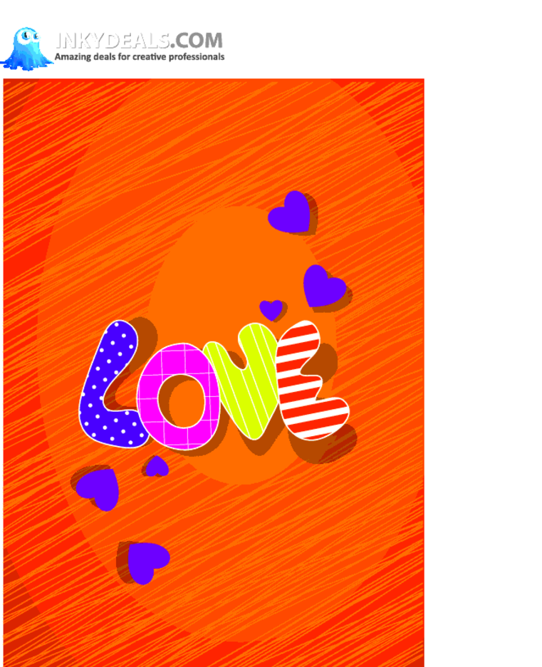 Love Illustration 3