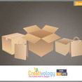 Free Vector Shipping Box