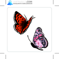 Vector Butterflies 1