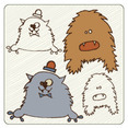 Cute Monsters 4
