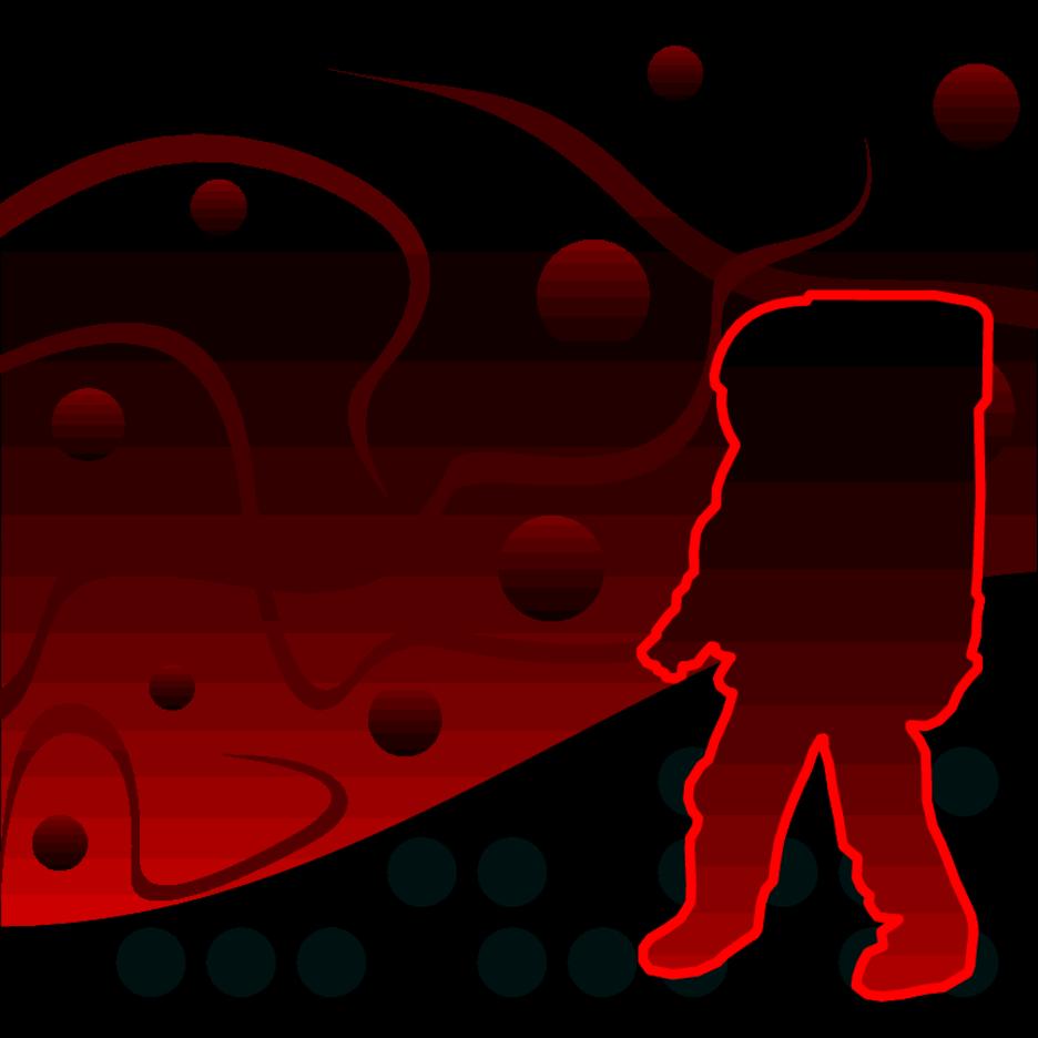 Ð¡osmonaut On Mars