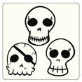 Emo Skulls 1