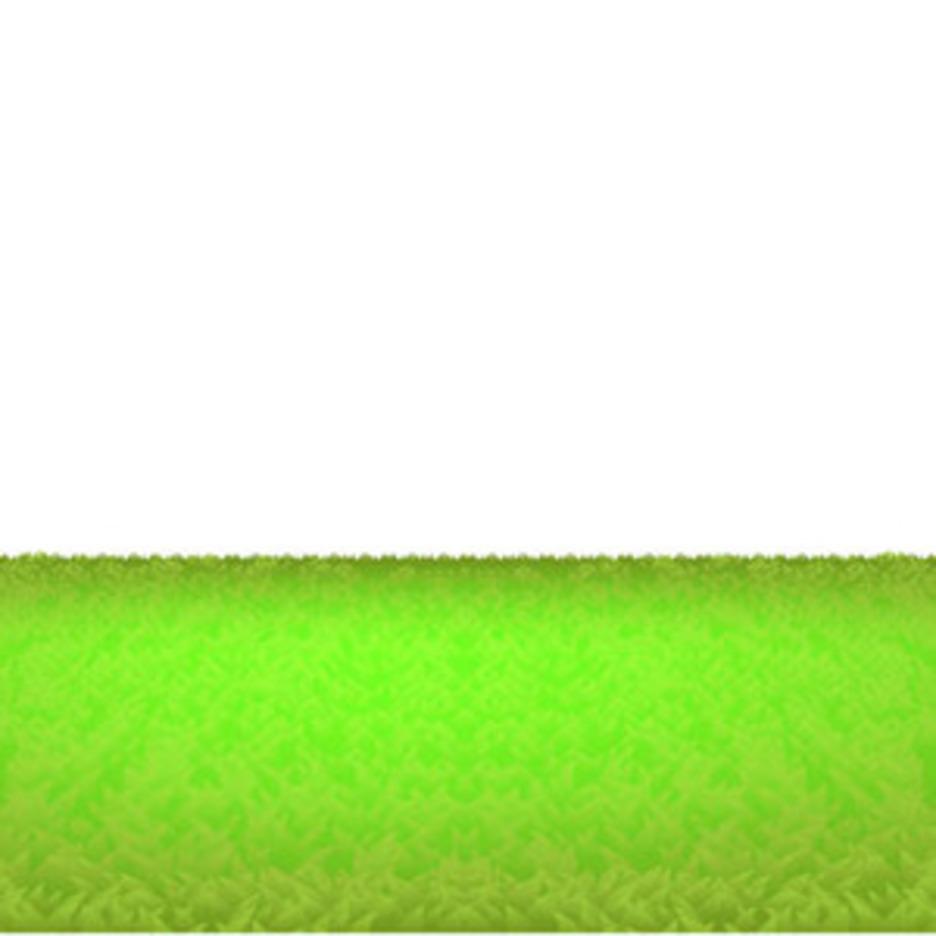 Vector Spring Grass