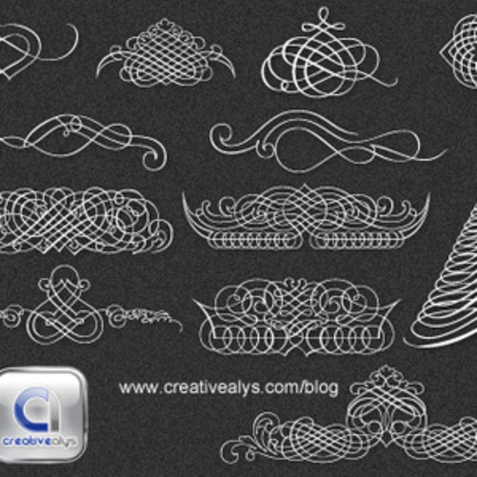 Calligraphic Ornaments