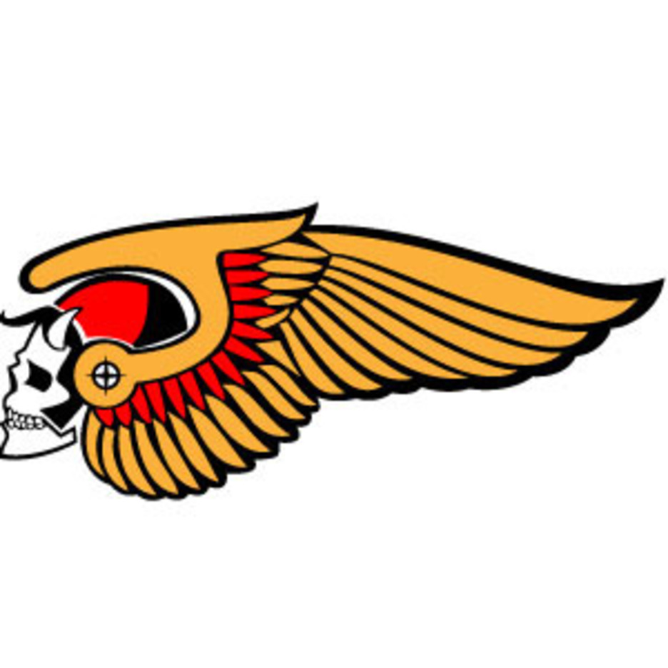 Hells Angels Vector Sign