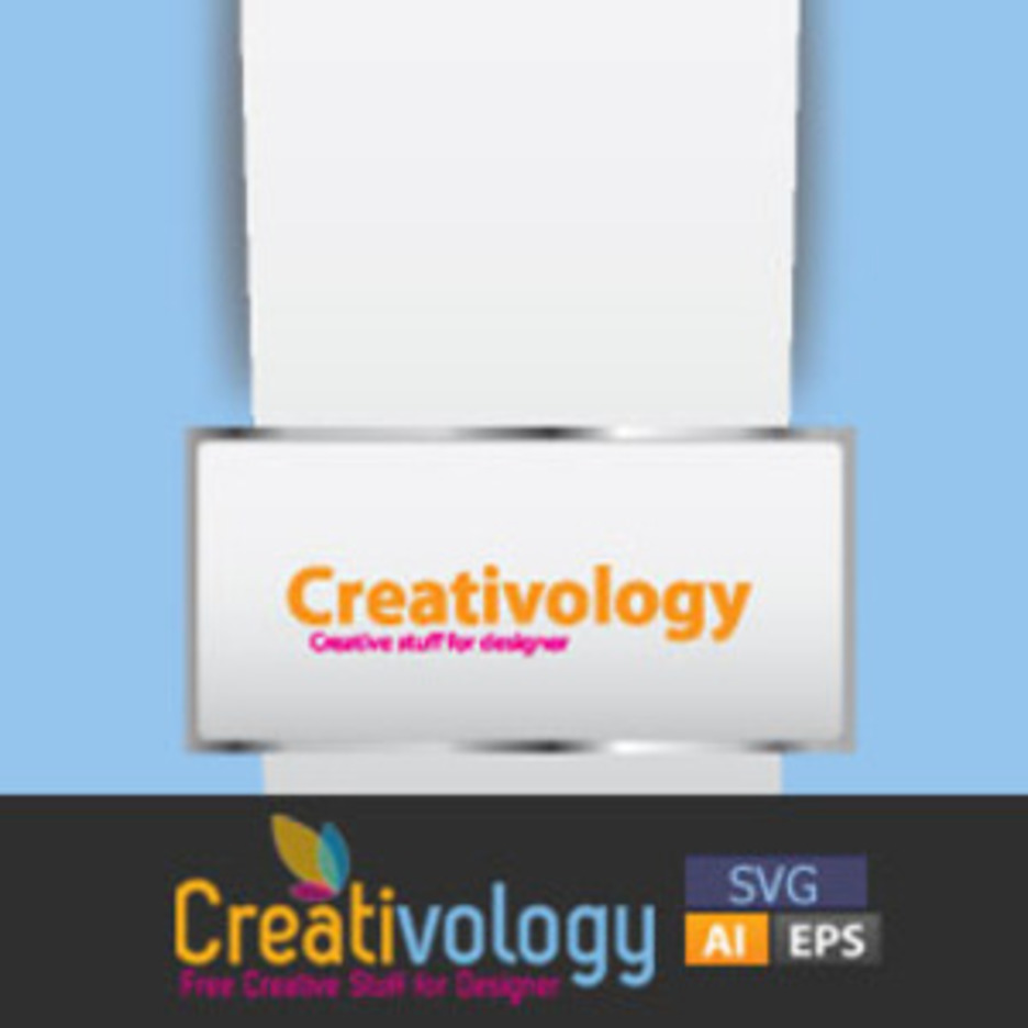 Free Vector Paper Banner