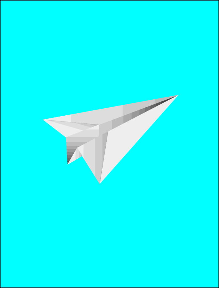 Free Vector Paper Plane
