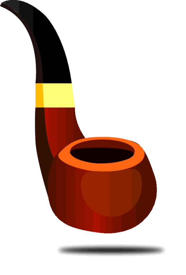 Free Vector Tobacco Pipe