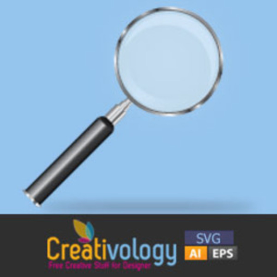 Free Vector Magnifying Glass