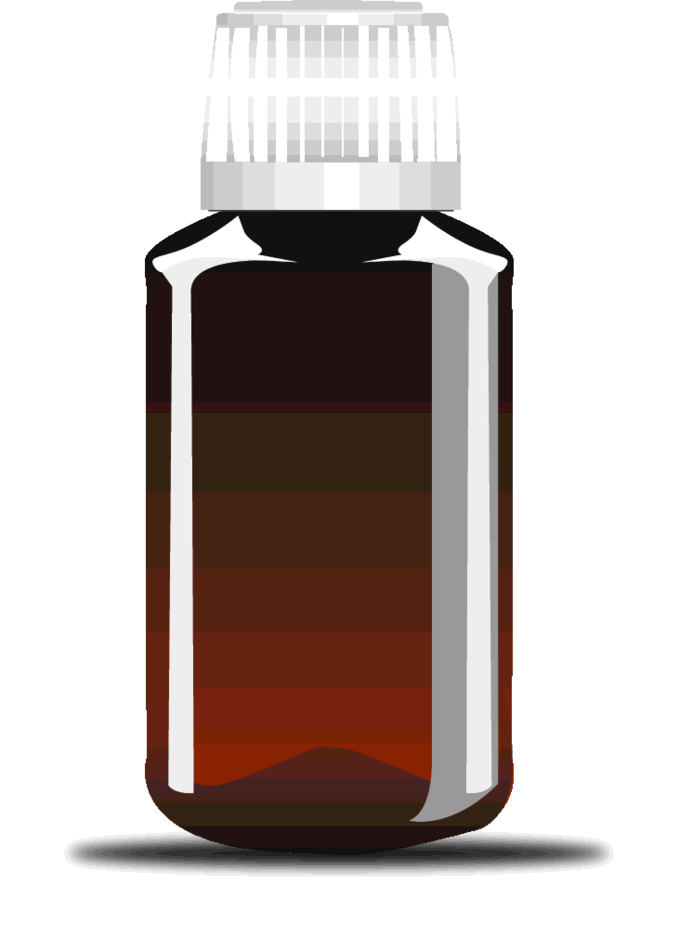 Free Vector Medicine Bottle