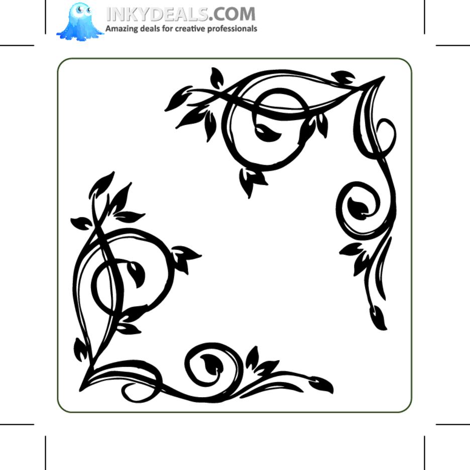Floral Corner 1