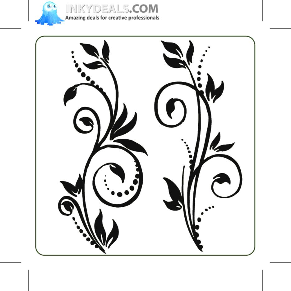 Floral Ornament 1