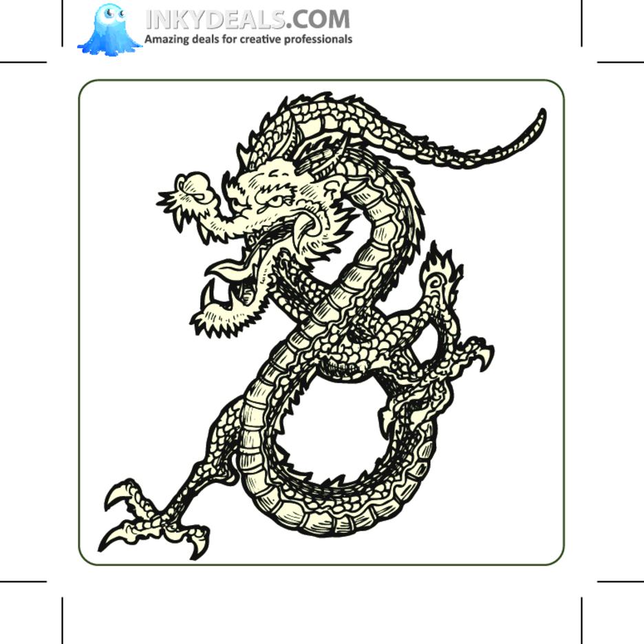 Japanese Dragon