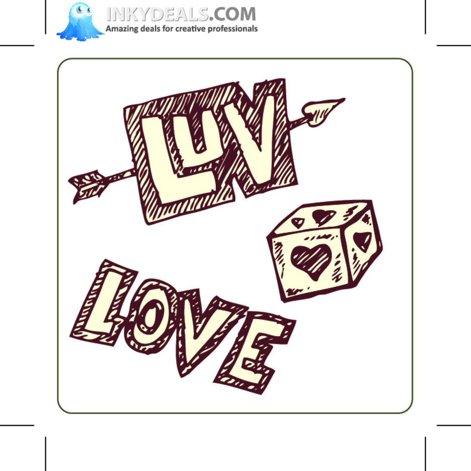 Love Symbols 1