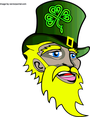 St. Patrick's Irish Face