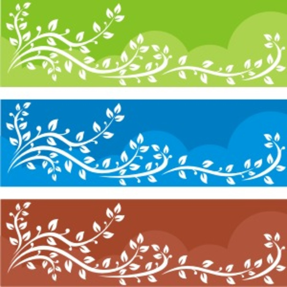 Tree Banner Backgrounds