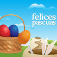 Travesuras Del Conejo De Pascuas