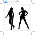 Sexy Women Silhouettes 1