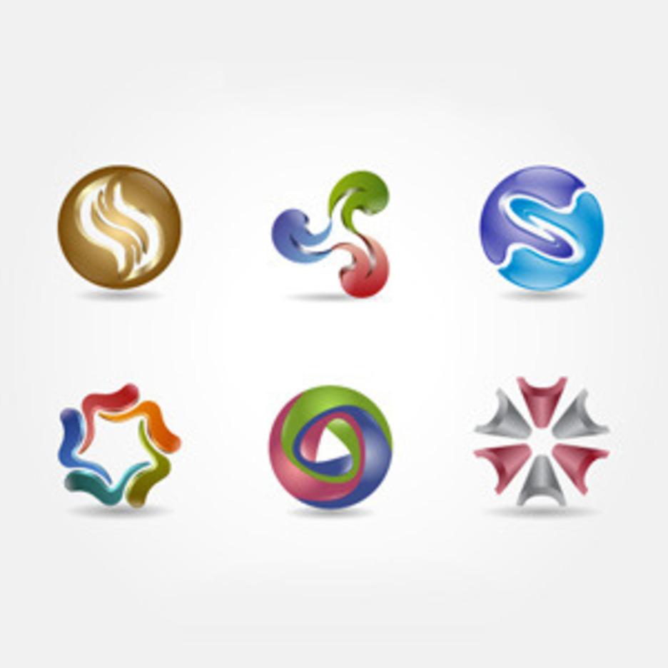 3D Logo Symbols