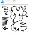 Doodle Arrows 3
