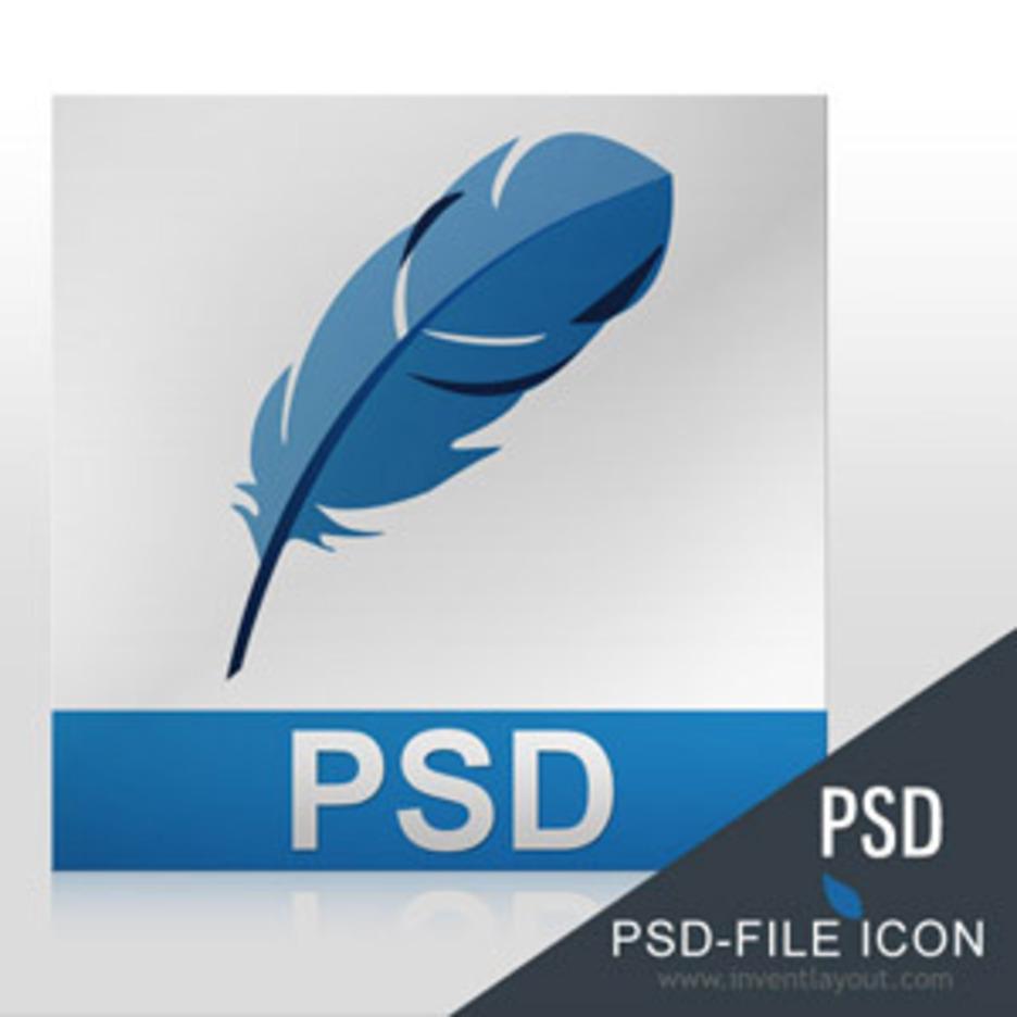 PSD-File Icon