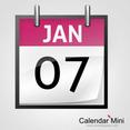 Calendar Mini