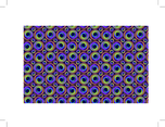 Colorful Vibrant Abstract Pattern Set