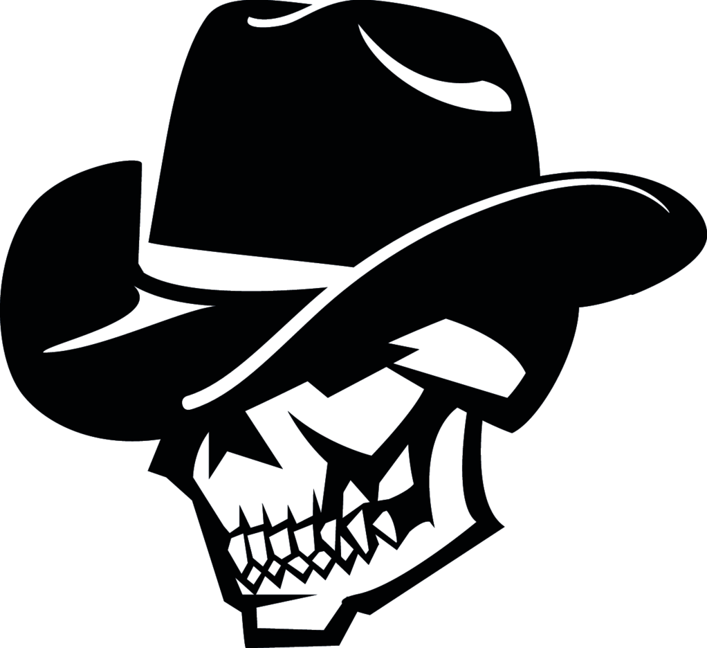 Skull With Hat Vector VP