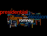 Presidential Election Word Cloud