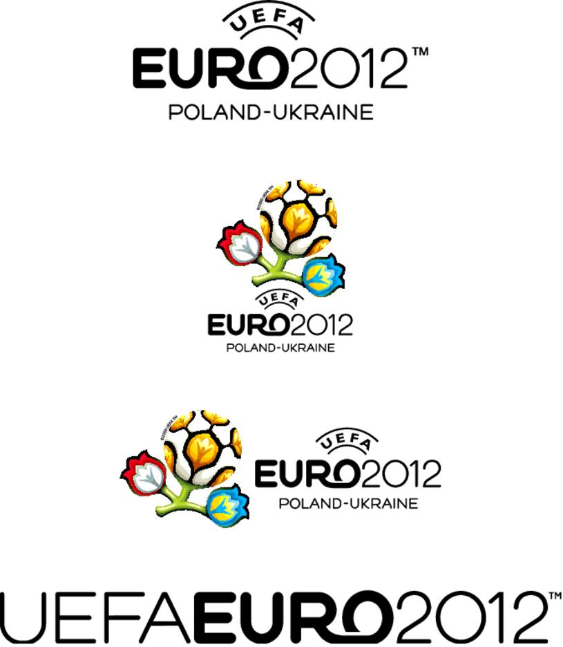 Euro 2012 Vector Logotypes And Logos