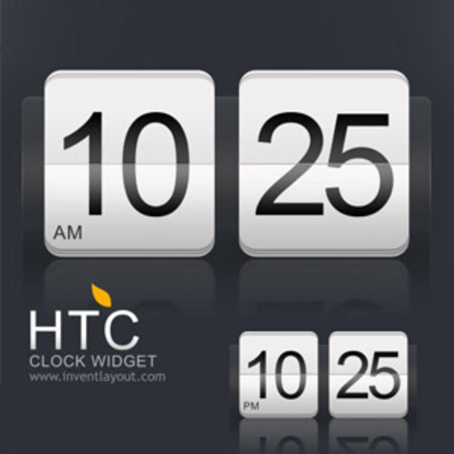 HTC Calendar Widget