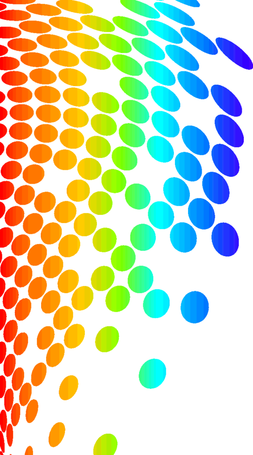 Dots Colorful Background