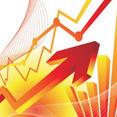 Rising Finance Charts