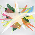 Abstract Math Background Design