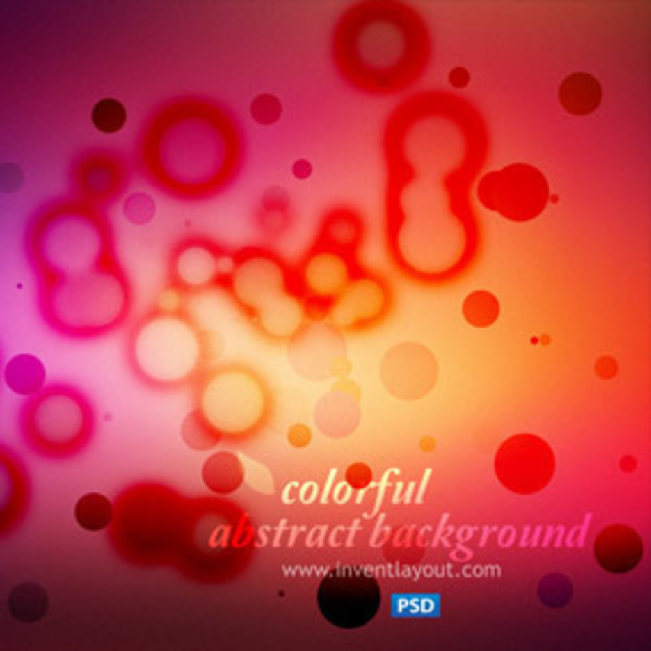 Colorful Abstract Background - 1