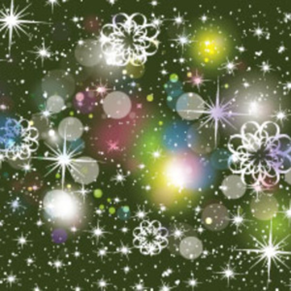 The Pointed Stars Free Vector Design