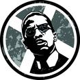 Malcolm X Vector
